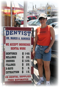 Mexican Dental Fees